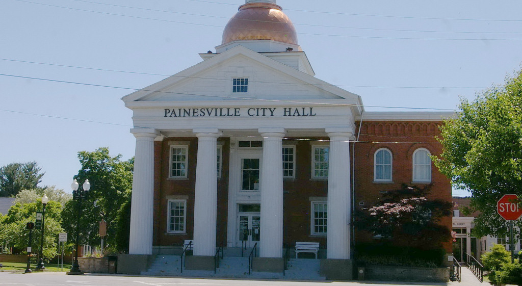 City Hall in Painesville Ohio | photo by John Deacon